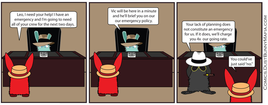 Emergency Policy