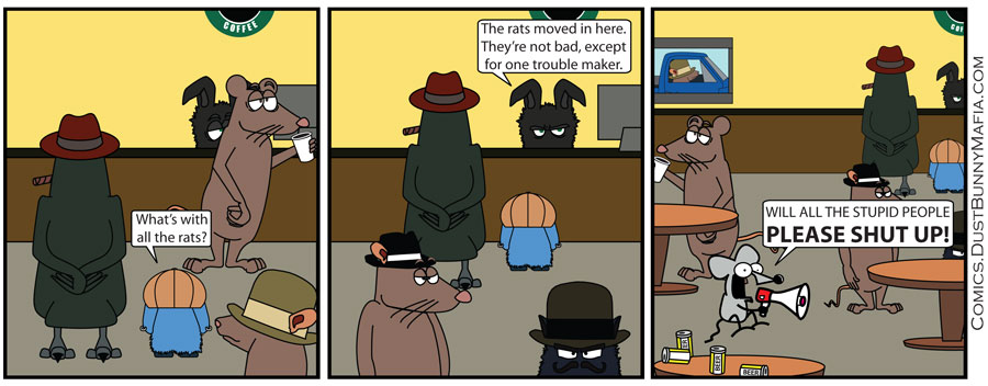 Rat Around