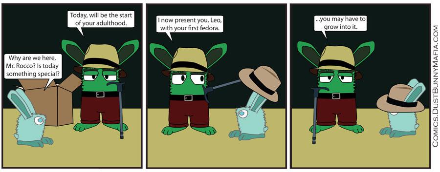 Leo's Hat