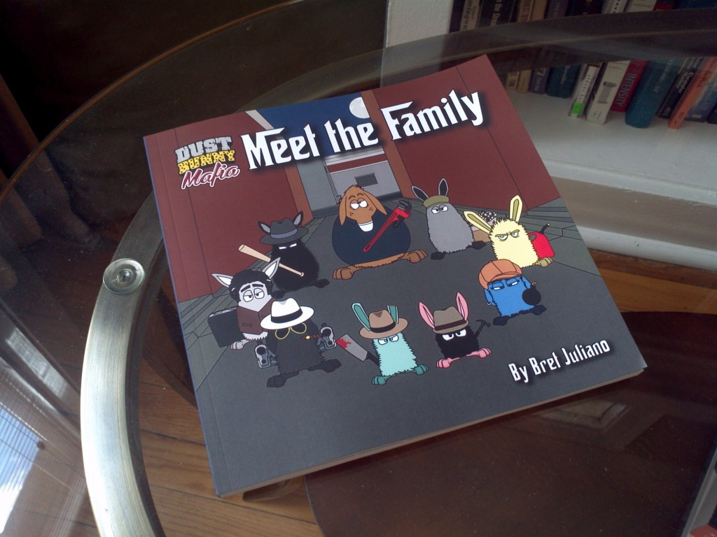 Meet the Family by Bret Juliano