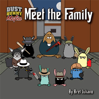 Meet the Family - A Dust Bunny Mafia Collection Volume 1