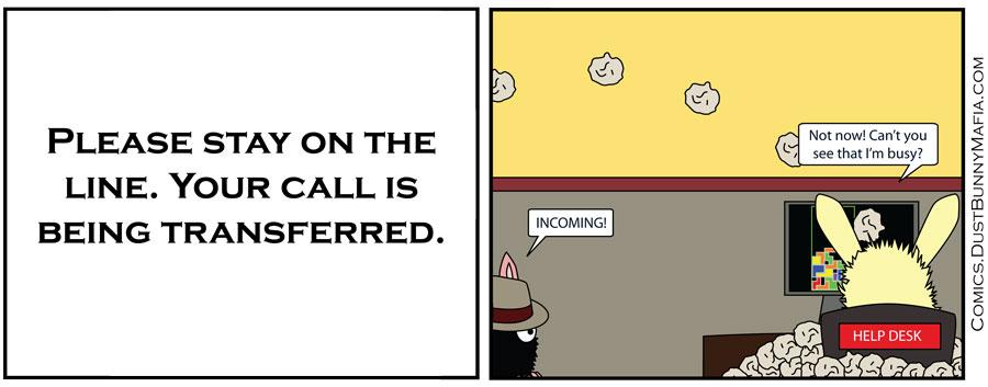 Transferred Call