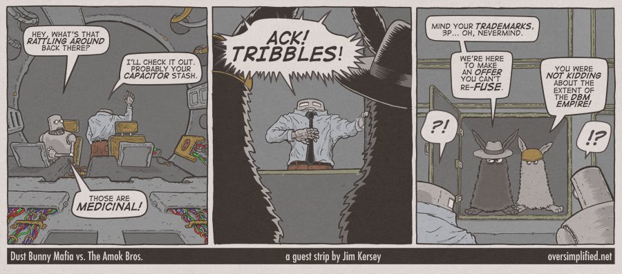 The Trouble with Trademarkables by Jim Kersey