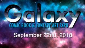 Galaxy Comic Book and Fantasy Art Expo 2018 @ Joliet Area Historical Museum  | Schaumburg | Illinois | United States