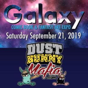 Galaxy Comic Book and Fantasy Art Expo 2019 @ Joliet Area Historical Museum | Joliet | Illinois | United States