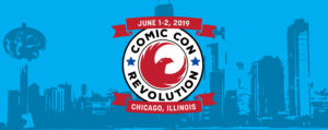 Comic Con Revolution 2019 - Day 1 @ Donald E. Stephens Convention Center