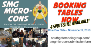 SMG Micro-Con Fall 2018 @ Blue Box Cafe | Rosemont | Illinois | United States